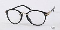 3053 new plain glass spectacles plain mirror frame glasses rimmed glasses wholesale men and women
