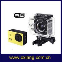 Free shipping!!! New arrival Waterproof 30M HD 1080P sport hd  DV camera /action camera