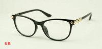 9227 new models plain mirror glasses Crow * College Department of plain black-rimmed glasses  fashion models