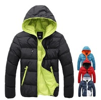 Man Warm Feather Down-Jacket Quilted 80% Down Winter Hoody Men'S Outdoor Padded Coat Brand Jacket Men Parkas Outdoors Clothing