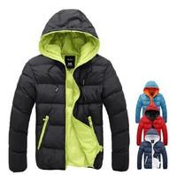Winter Jacket Men Outdoors Down Jacket Parka Men Padded Sport Jackets And Coats Winter Brand Clothing Down & Parkas Coat Male