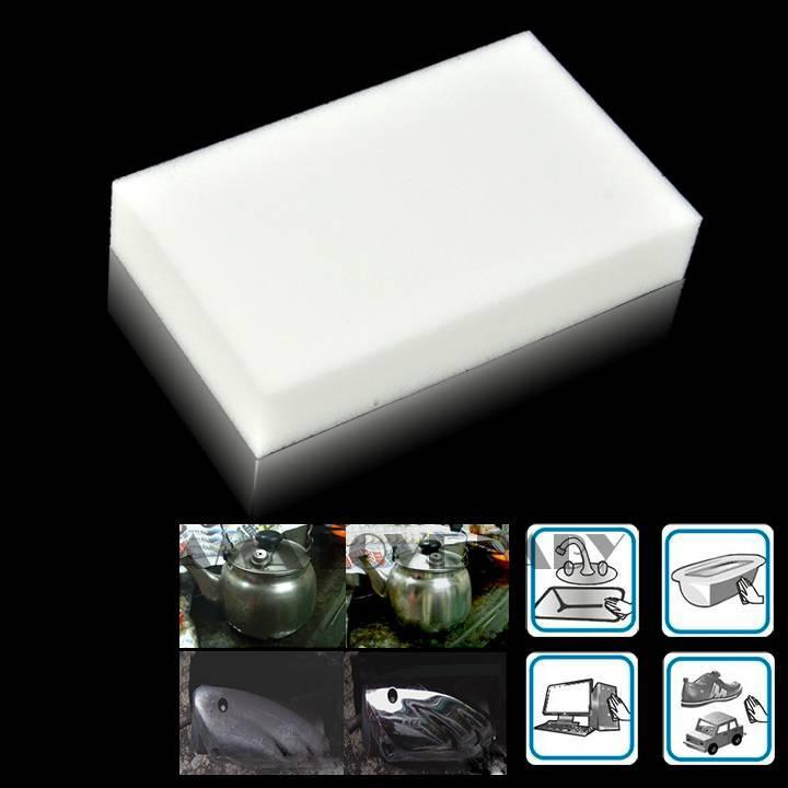 Free Shipping 30pcs Multi-functional Magic Sponge Eraser Melamine Dust Cleaner Remover 19958(China (Mainland))