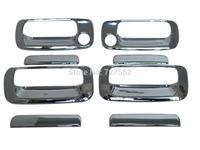 Chrome Handle Cover Fits For Toyota Land Cruiser FJ80 (1990-1998)