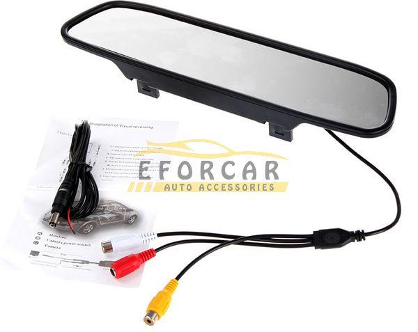 Автомобильный монитор 1 X 480 * RGB * 272 4.3 TFT LCD 12V DVD VCR автомобильный монитор hd 480 x 234 7 dvd