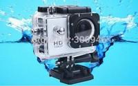SJ4000 Waterproof HD Camera mini camcorders mini camera Sport DV 1080P 30fps 0.2 Mega Pixels H.264 1.5 Inch CAR DVR