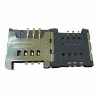 Original SIM Card Reader Holder Connector for Samsung I9000 I9003 S5360 S3850 I9220 I8700 S3830 C3750 S3650 S5570 N7000 W799