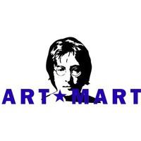 John Lennon Vinyl Wall Decal Sticker For Interior Decoration No.336 ART-MART