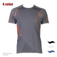 Hot sale 2014 New summer Mens Designer Quick Drying Casual T-Shirts Tee Shirt Slim Fit New Sport Shirt plus-size M-XXL LSL1059