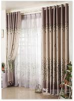 [Textile goddess]Korean garden shade cloth curtains bedroom curtains IKEA product customization * Romantic