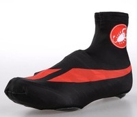 Free shipping hot sale 2014 red-black castelli cycling shoes covers bike shoes covers all in stock