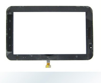 Hot sale Table PC touch screen digitizer for samsung P1000,P1010,P3100