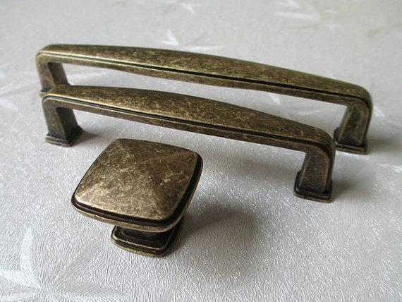 Acheter Laiton Cuisine Boutons Cabinet