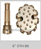 DHT Bit/COP44 DTH Hammer Button Bits/MISSION BIT(China (Mainland))