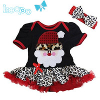 2014 new  girl dress,baby girl clothes, christmas costume,patchwork , with lace Peplum and Hair Accessories, Free shipping