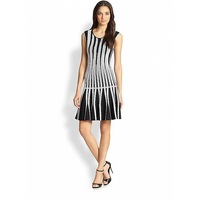 Fall 2014 Top Quality  Super Stretch Sleeveless Knit  Dress 140807JD01