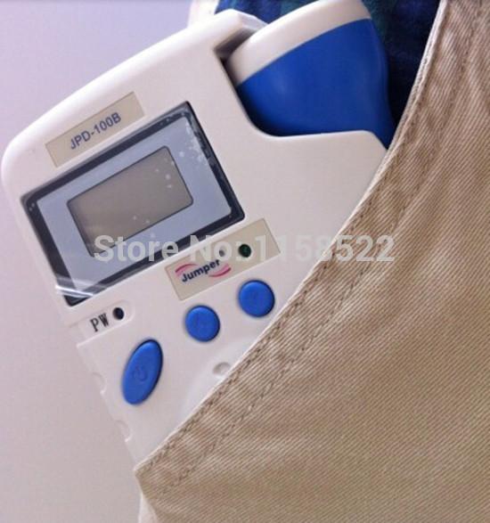 Doctor Listening to Heart Heart Listener Monitor For
