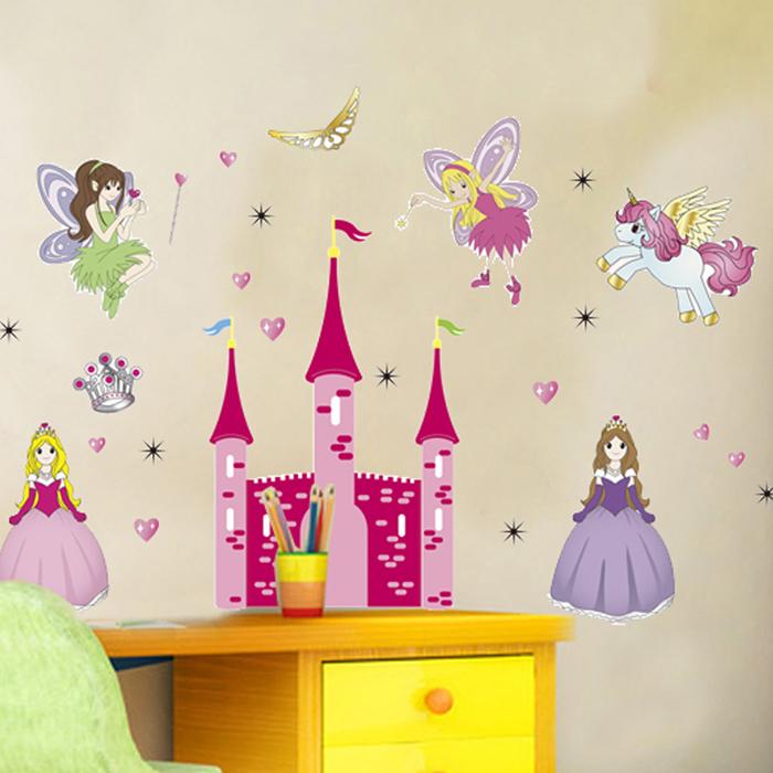 Chambre princesse fly ~ Solutions pour la décoration intérieure de ...
