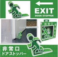 Running-Man Cartoon Door Stopper Exit Door Stopper Stop Door