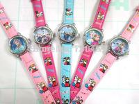 Wholesale New Arrive 20 Pcs Frozen watches wrist watches children watch free shipping