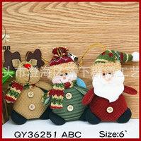 R3 X'mas Hanging,Christmas Ornament & Decoration for Christmas Tree Santa Claus Snowman Reindeer Decor