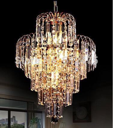 Подвесной светильник Pulicrystal cristal pendente luminarias sala de NBCDX-023 jardines de cristal