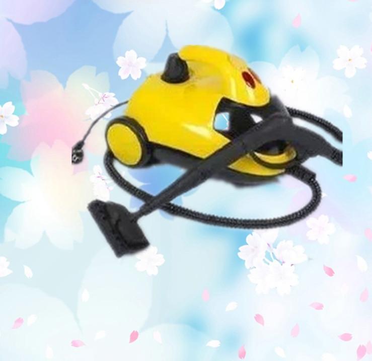 Large power steam cleaning machine Bai poly / auto sauna steam cleaner machine ironing is 1.8 liters(China (Mainland))