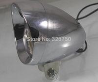 Motorcycle white LED angel eye headlights fog light New
