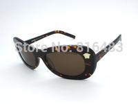 New Brand  fashion designer VE4382 women sunglasses vintage eyewear vogue glasses head Best quality 5cols free shipping