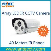 700TVL 960H Array IR LED Night Vision Waterproof Outdoor CCTV Camera Sony 4140 DSP