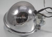 Motorcycle white LED angel eye headlights fog light for Intruder Volusia VS 700
