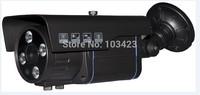 1200TV Line  High Definition CCTV Camera with IR-Cutter Filter, 4 LED Light, varifocal 2.8 to 12mm len, Video Light Filter