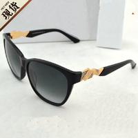 Ms new band four color  fashion sunglasses sw big black box boom glasses