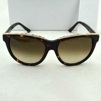 New anti UVA  sw female luxury big sunglasses hipster  box star model glasses