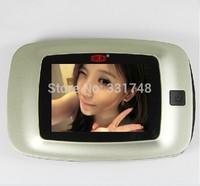 """Dorlink 3.5"""" Inches Wireless Visible Doorbell And IR Camera Digital Peephole Door Viewer EV-03-Sb1"""