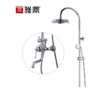 Classical bathroom shower copper shower set shower faucet hengjie meat bathroom shower