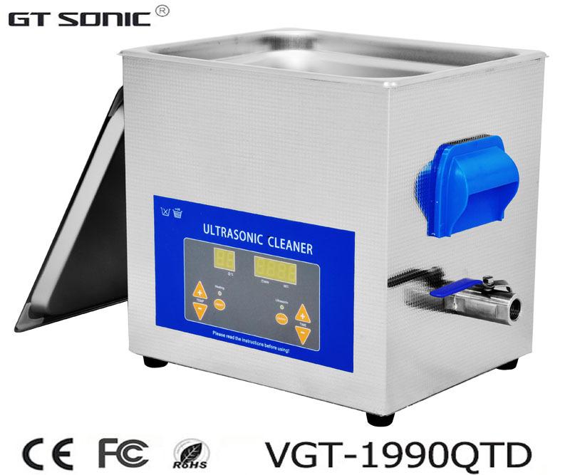 Gt SONIC anilhas VGT-1990QTD 9L limpador ultra-sônico carburador ultra-sônica(China (Mainland))