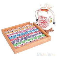 81 PCS Different Chinese Puerh Tea Puer Ripe Tea Pu-erh Cake Healthy 0Y6V