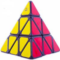 Pyramid magic cube qj magic cube triangle shaped qj8006