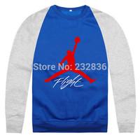2014 Brand jordan hoodies mens sport sweaters Fashion style jordans Basketball sweatshirts ,hip hop men winter thick long sleeve