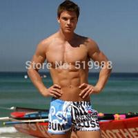 2014 New brand hot swimwear men swimming trunks swim swimming shorts briefs trunk boxer leisure Beachwear swimsuit Free shipping