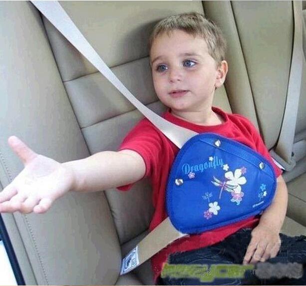 Безопасный и подходит утолщение автомобильный ремень безопасности регулировка устройства ребенка безопасность детей ремня ремень безопасности позиционирования сейф нужным