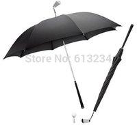 Free shipping 1Piece Golf Umbrella / Novelty home Umbrella /The Golf Club Umbrella GIFT for Golf Lovers