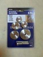 Hss Circular Saw Disc Set blade kit Fits Dremel Mini Drills Rotary Tools Cutting Blade