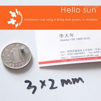 100PCS,Super Powerful Strong Neodymium Disc Magnets DIA 3x2mm  N35 Neodymium Magnet Rare Earth