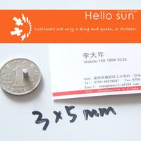 100PCS,Super Powerful Strong Neodymium Disc Magnets DIA 3x5mm  N35 Neodymium Magnet Rare Earth