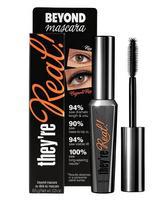 2014 Fashion New mascara Brand make up cosmetics They're Real Beyond makeup Mascara