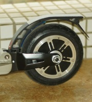 "8"" motor for e-scooter/club car 65mm fork size"