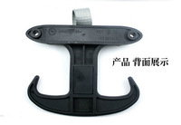 Car Rear trunk Hook , Car Bag Hanger with Convenience for VOLKSWAGEN PASSAT SAGITAR CC MAGOTAN 2013,