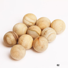 Hot Sale 10 PCS/Pack Wood Moth Balls Camphor Repellent For Wardrobe Clothes Drawer Drop Shipping HG-091987-02(China (Mainland))