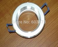Aluminum Light  Fixture, MR16/GU10  ceiling lamps Pure Aluminum Light